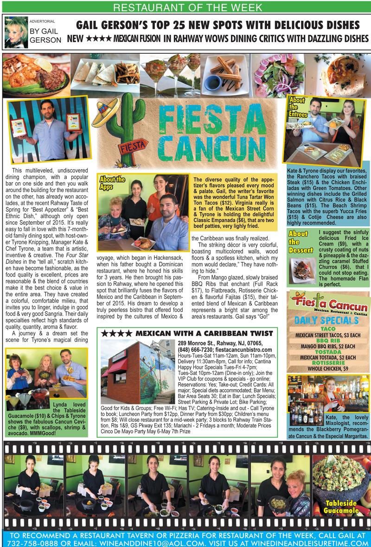 Fiesta Cancun-Final